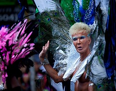 All Dressed Up (gordeau) Tags: street vancouver pride gordon ashby flickrchallengegroup flickrchallengewinner gordeau