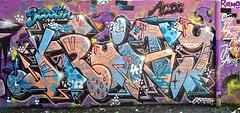 HH-Graffiti 953 (cmdpirx) Tags: hh hamburg graffiti graff streetart urban art artist crew strassenkunst künstler spray can paint painting wall wand piece legal mural writing writer wildstyle aerosol fatcap bombing hip hop hiphop character