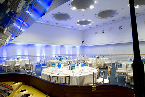 A corporate event at The Royal Ballet studios in the Royal Opera House © ROH 2012