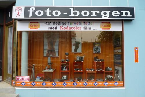 Vitrines Den Gamle By - Aarhus, mai 2012