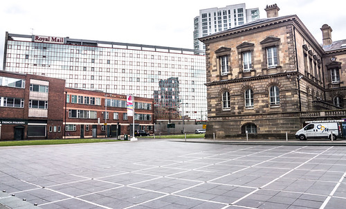 Custom House Square - Belfast
