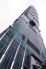 Taiwan_12-05-27_021 (Benny2006) Tags: city cloud tour view sightseeing taiwan landmark highrise taipei taipei101