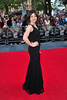 Jo Hartley arrives at the world premiere of iLL Manors on Wednesday May 30, 2012 in London. (Photo by Jon Furniss/Invision/AP)