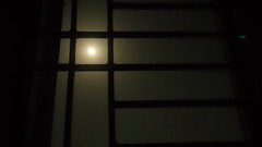 DSCN4729 (Shaer Ahmed) Tags: moon fullmoon moonlitnight moonthroughthewindow moonandthegrill