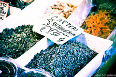 "Palermo Market - Capers from Pantelleria • <a style=""font-size:0.8em;"" href=""http://www.flickr.com/photos/40100768@N02/7359532278/"" target=""_blank"">View on Flickr</a>"