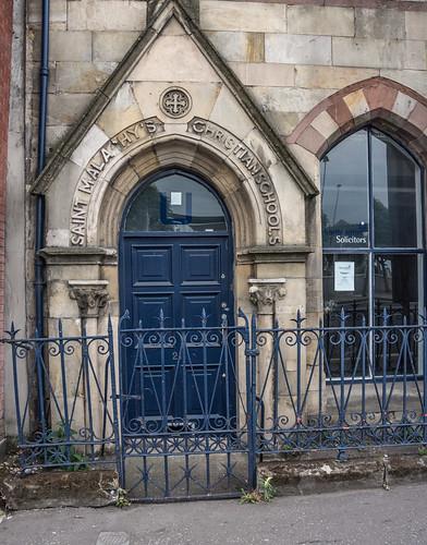 "Originally ""Saint Malachy's Christian Schools"""