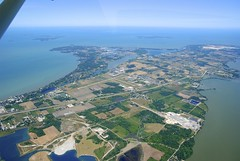 Marblehead Point (SkySNAPS Photography) Tags: ohio summer june flying nikon lakeerie aviation aerial greatlakes 162 cessna 2012 islandtour lsa generalaviation d3000 lakeerieislands skycatcher lightsportaviation aperture3 n444um