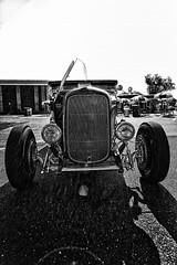 (soulshine59) Tags: blackandwhite massachusetts hotrod canon5d oldcars vintagecars goodguys oldfords goodguysnationals goodguysnationalsspringfieldma