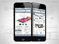 iphone 5 safari