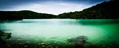 Mljet slatine - Salt Lakes (jp3g) Tags: lake coast croatia panasonic g3 dalmatian saltlakes mljet