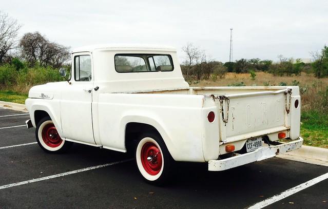 ford f100 1958 1957 1959 1960 biasply