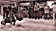 Street Artists II (Jungle C) Tags: street newyork underground metro manhattan artists artistry