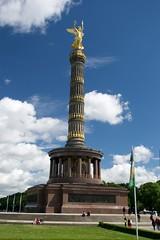 Berlin, Siegessule (Anja 1612) Tags: berlin siegessule