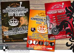 21 Mans posters 2016 (gabrielgs) Tags: party poster logo design graphicdesign flyer event concept vormgeving ontwerp grafischevormgeving gabrielschoutendejel