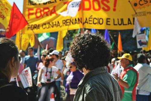1º de Maio na Paulista | Nem Dilma, Nem Temer! Fora todos!