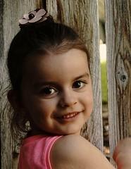 backyard portrait, almost 4 (Alvin Harp) Tags: portrait june backyard child granddaughter littlegirl 2016 teamsony sonya7rii alvinharp