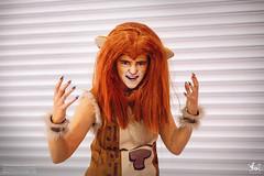DSCF6722 - EDIT (Cat&Crown) Tags: london expo cosplay dante naruto comicon excel scythe mcm akatsuki cetre hidan