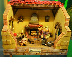 The Three Little Pigs [Szentendre - 6 December 2015] (Doc. Ing.) Tags: hungary handmade marzipan threelittlepigs hu craftsmanship szentendre 2015 marzipanmuseum centralhungary
