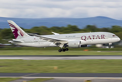 Qatar A7-BDB 17-5-2016 (Enda Burke) Tags: man manchester aviation boeing manchestercity doha qatar manchesterairport 787 b787 egcc qatarairways dreamliner avgeek boeing787 omaa boeingdreamliner manairport a7bdb