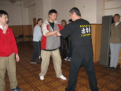 Certification of Iliqchuan in Lugansk 12.04.2009