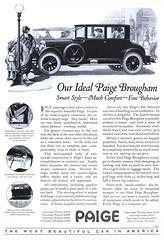 Paige Brougham - 19230421 Literary Digest (Jon Williamson) Tags: history vintage advertising ad vintageadvertising vintagead vintascope