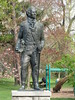 John Graves Simcoe  (1752-1806) (cohodas208c) Tags: sculpture statue publicart niagaraonthelake notl johngravessimcoe simcoepark canadianheroes roycharlesasplin