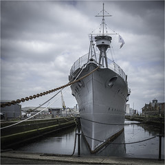 HMS Caroline (squirrel.boyd) Tags: navy belfast battleship ww1 jutland hmscaroline cyrilboydphotography