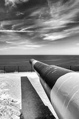 La Mola De Menorca-22 (CaptainAperture) Tags: lamolademenorca fortalezaisabelii mao mahon menorca vickersbattery gun