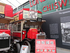 XL 8962 (markkirk85) Tags: new bus london buses museum general s company type 1922 xl omnibus 454 aec 8962 s454 xl8962