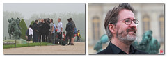 Olafur Eliasson, le Chteau  l'envers dans ses lunettes ! (mamnic47 - Over 6 millions views.Thks!) Tags: exposition versailles inauguration olafureliasson lumires installations presse confrencedepresse img1603 versailleschateaudeversailles effetsdelumires catherinepgard alfredpacquement expositionolafureliasson yoursenseofunity