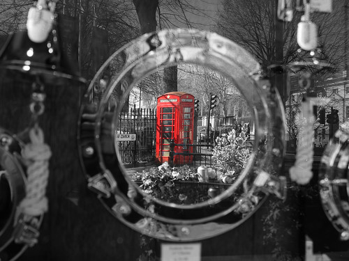 London in the rearview mirror #Brexit
