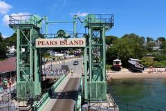 Portland: Peaks Island Ferry Landing (wallyg) Tags: portland maine ferryterminal cascobay ferryride ferrylanding peaksisland cumberlandcounty cascobaylines peaksislandferry peaksislandferryterminal