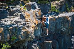 2016 - Road Trip - Idaho Falls - 2 of 5 (Ted's photos - For Me & You) Tags: boy hat nikon rocks shadows rockface sneakers toque climbing cropped vignetting rockwall 2016 tedmcgrath tedsphotos nikonfx sacling nikond750