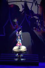 Splash Mountain - Wishes stage show (insidethemagic) Tags: show stage performance disney wishes disneycruiseline waltdisneytheatre disneyfantasy