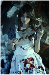 Alice Madness 004 (paololzki) Tags: game photography video cosplay alice michelle mimi madness mon liddell returns echavez paololzki
