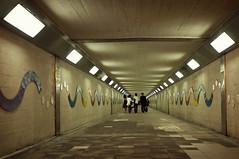 >>>>> IIII << (Alberto Sen (www.albertosen.es)) Tags: japan nikon tunnel alberto osaka tunel japon sen albertorg