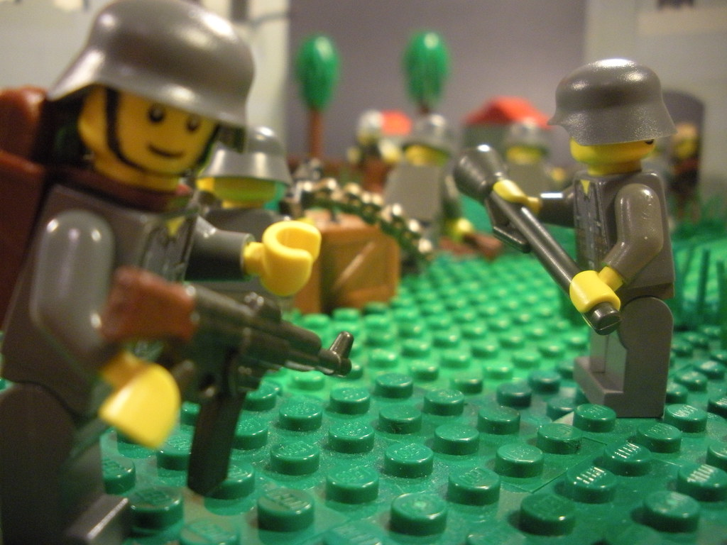 The World's Best Photos of brickarms and mp40 - Flickr Hive Mind
