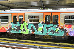 Athens 2012 (STEAM156 PHOTO KING !) Tags: train graffiti athens 2012 steam156 wwwaerosolplanetcom
