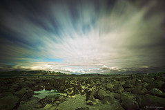 MEIRI TMA / DOING MORE TIME (HPHson) Tags: sky clouds daylight iceland bright sk himinn longexp weldingglass bjart langurtmi hphson sonyslta55 rafsuugler tmataka dagtmi