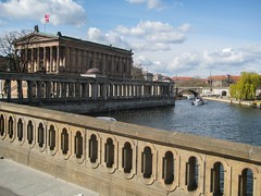 On the Waterfront (cybergypsie) Tags: berlin water museum germany impressedbeauty flickrstruereflection1