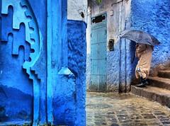 CHAOUEN, MOROCCO (toyaguerrero) Tags: blue azul indigo maroc medina chefchaouen marruecos catalan guerrero toya ail xauen maravictoriaguerrerocataln toyaguerrero maravictoriaguerrerocatalntrujiillana thecoolschoolblog