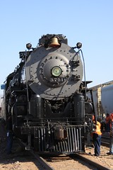 IMG_8248 (kschmidt626) Tags: santa car train williams desert grand canyon steam cadiz locomotive passenger fe bnsf parker 3751