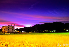 Sunrise ( Nana) Tags: life light sky cloud beautiful clouds sunrise colorful natural taiwan  taiwan