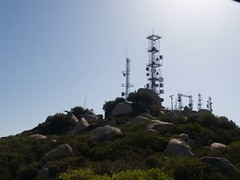 114 Mt. Woodson Radio Towers (_JFR_) Tags: hiking mount summit radiotower woodson woodsonmountain mountwoodson mtwoodson microwaverelaytower