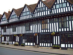 422 The Shakespeare Hostelrie, Stratford-on-Avon (robertknight16) Tags: britain shakespeare stratford