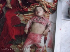 Houla Massacre - brought to you by Bashar Assad & his mob, supported by U.S. / UN / EU / Russia / China / Iran / Shit / Hezbollah of Satan Nasrallah (FreedomHouse2) Tags: syria  assadcrimes   basharassadcrimes    hama syrianrevolution crimesagainsthumanity    childrenofsyria   hamah houleh houlehmassacre houla homsgovernorate