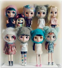 My dolls today