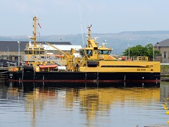 SD Eva (corax71) Tags: clyde greenock boat mod marine eva ship harbour ministry great fast vessel sd crew maritime fleet shipping base defence firth supplier ministryofdefence firthofclyde serco denholm greatharbour fastcrewsupplier sercodenholm modbase sdeva greatharbourgreenock ministryofdefencebase