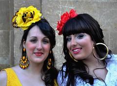 Feria del Mayo (fiumeazzurro) Tags: chapeau andalusia ritratti aplusphoto lamiciziafaladifferenza anthologyofbeauty theauthorsplaza authorsclub