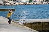 Shocking seas (Gilles 1972) Tags: sea coast vakantie jacqueline slovenia piran adriatic stijn 2012 kust istrië jetske pirano slovenië prian adriatischezee gulfofpiran mei2012 baaivanpiran golfvantriëst